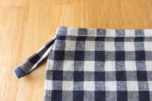 ゴミ袋ケース縫い方