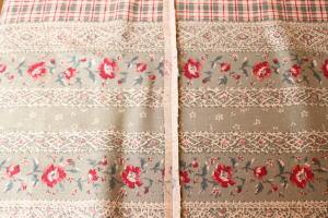 袋縫い縫い代割る