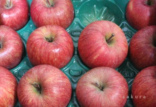 リンゴ消費