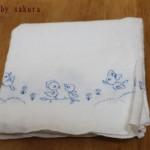 布おむつの作り方と布おむつの再利用