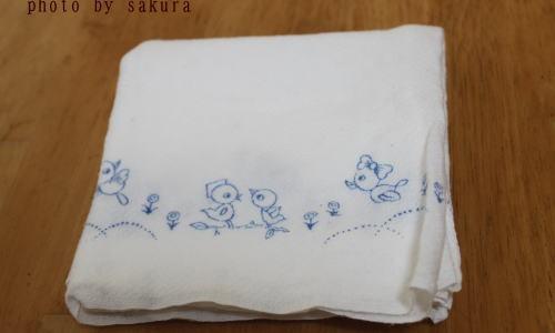 布おむつ縫い方