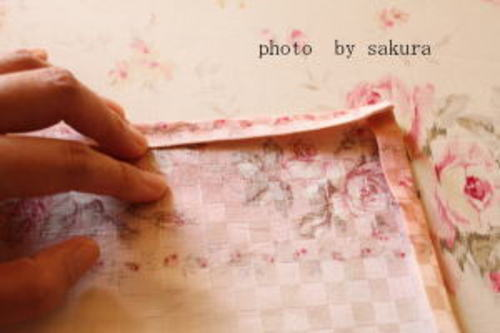 風呂敷縫い方