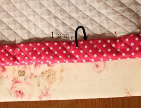 通園バッグ作り方 縫い方